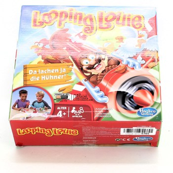Hra Hasbro Gaming Looping Louie 1569298