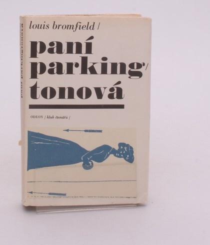 Kniha Louis Bromfield: Paní Parkingtonová