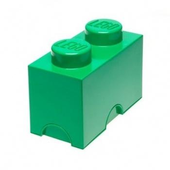 Úložný box Lego 4002 zelený