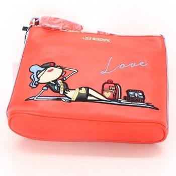 Dámská kabelka Love Moschino JC4310 růžová