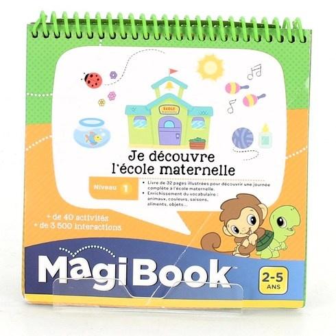 Interaktivní kniha Vtech 480805 Magibook