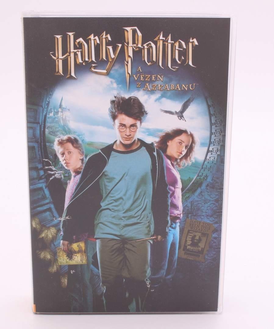 VHS Harry Potter a vězeň z Azkabanu