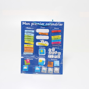 Magnetický kalendář Fridge Magic
