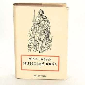 Kniha Alois Jirásek: Husitský král I.
