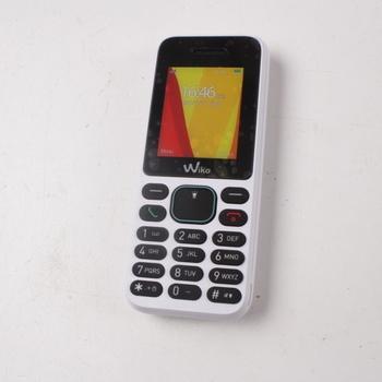 Mobilní telefon Wiko Lubi5 bílý