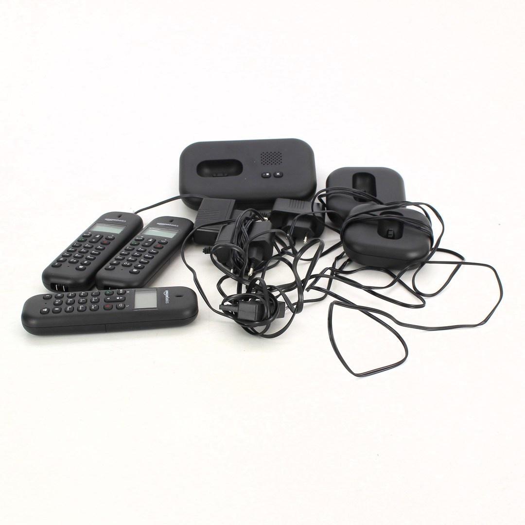 Bezdrátový telefon AmazonBasics