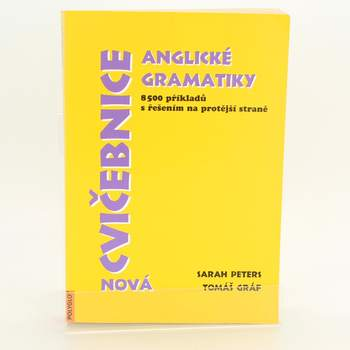 Cvičebnice Anglická gramatika