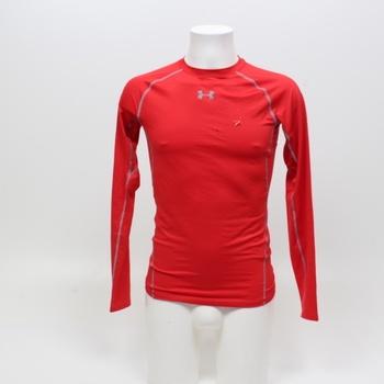 Pánské sportovní triko Under Armour červené