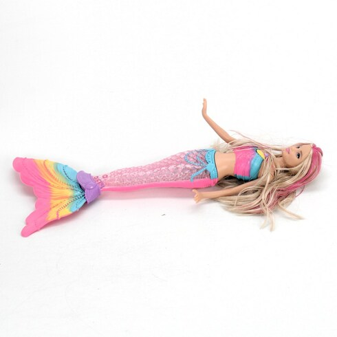 Panenka Barbie mořská panna Dreamtopia
