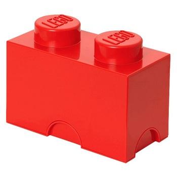 Úložný box Lego 4002 červený