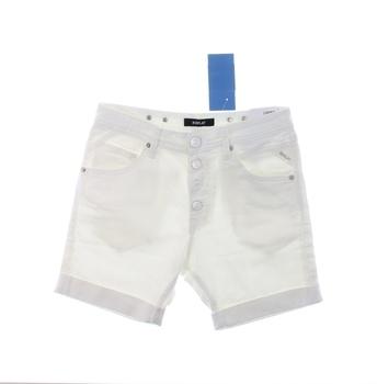 Dámské letní šortky bílé Replay
