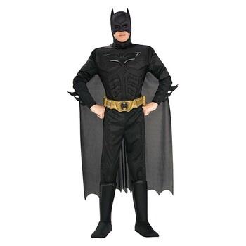 Pánský kostým Rubie's Batman 880671 černý