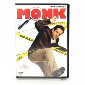 DVD Monk: Pan Monk a kandidát