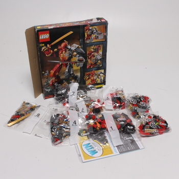 Robot Lego Ninjago 71720 ohně a kamene