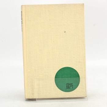Kniha Pasáž Luna Svatopluk Pekárek