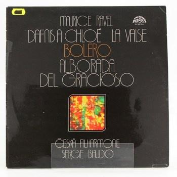 Gramofonová deska La Valse Bolero Alborada..