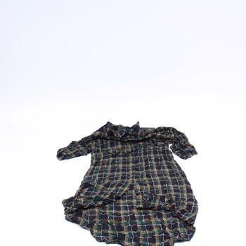 Dámské košilové šaty Sisley 4JZ55VEV7