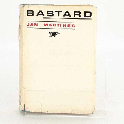Kniha Jan Martinec: Bastard
