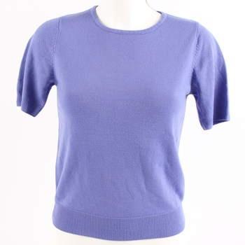 3efcbbc4bb6 Dámský svetřík Marks   Spencer Classic modrý
