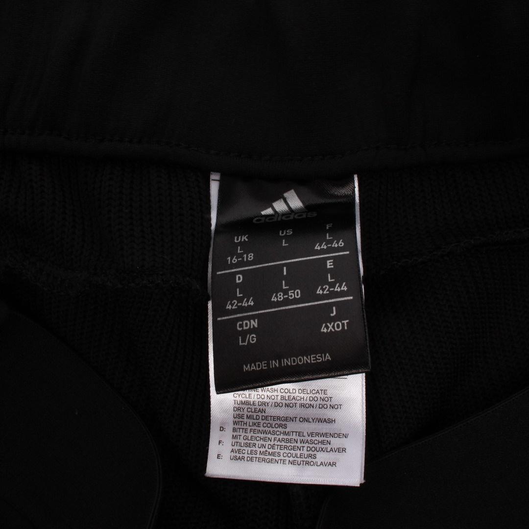 Dámské tepláky Adidas CLIMAWARM DZ6115 černé