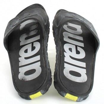 Sandále do vody Arena 000412 černo-šedé