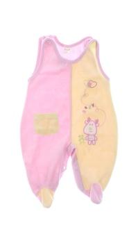 Dvojbarevné kojenecké dupačky K&Y
