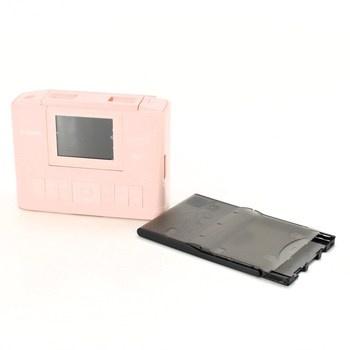 Fototiskárna Canon Selphy CP1300 růžová