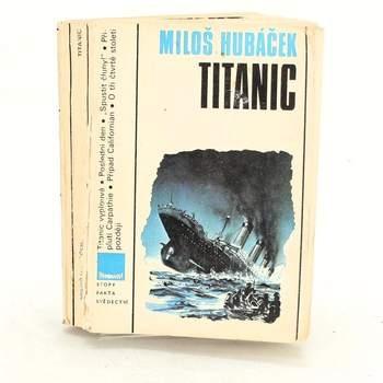 Kniha Titanic Miloš Hubáček