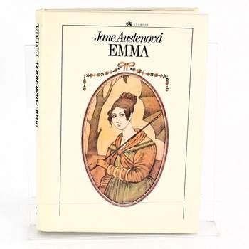Kniha Jane Austenová: Emma
