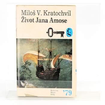 Miloš Václav Kratochvíl: Život Jana Amose