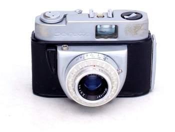 Analogový fotoaparát Beirette