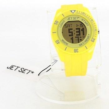 Digitální hodinky Jet Set J93491-19