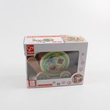 Interaktivní hračka hlemýžď Hape EQ 349