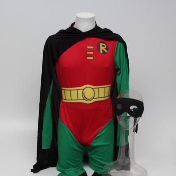 Karnevalový kostým Rubie's Robin s maskou