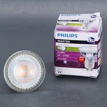 Žárovka Philips Master LED 4,9 W GU10