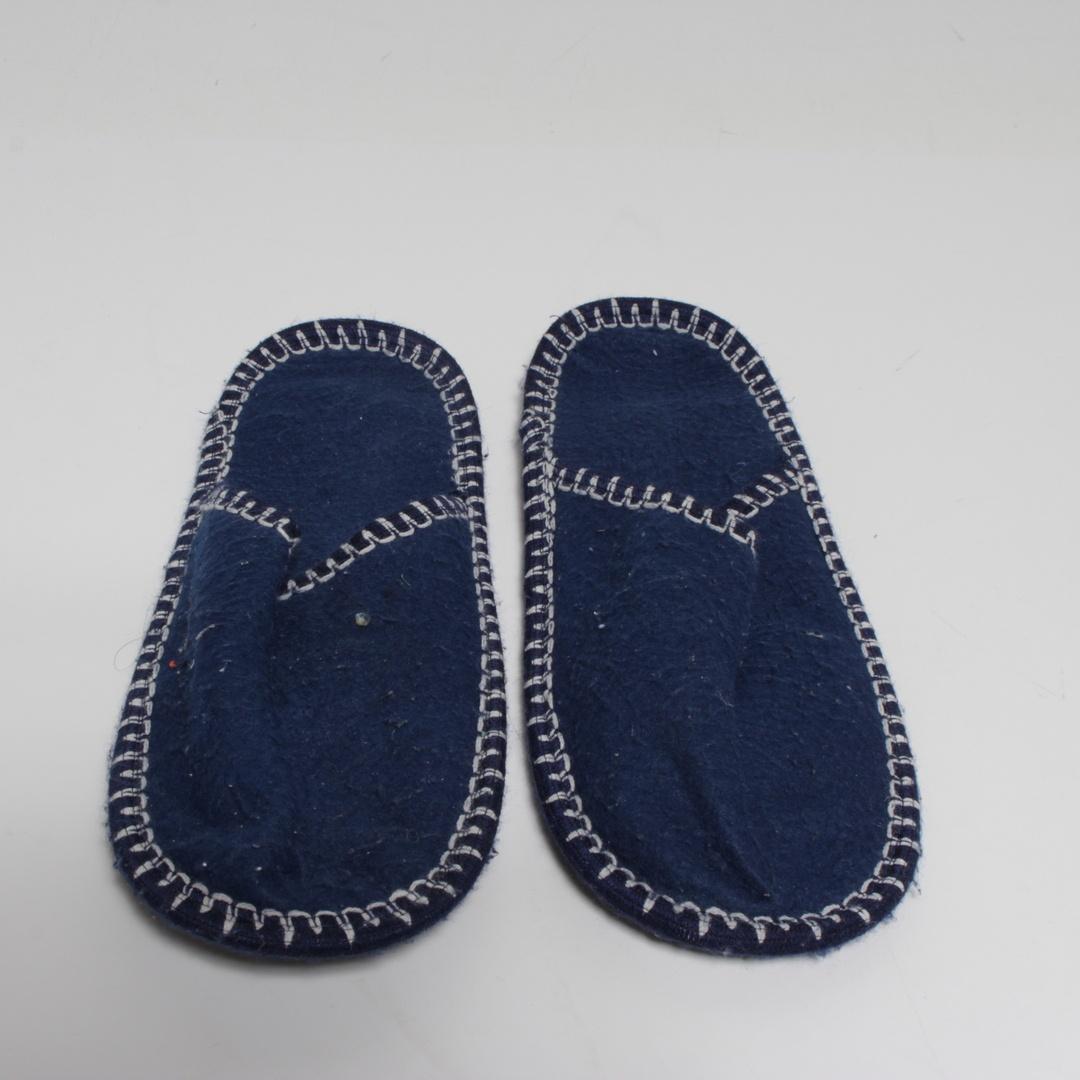 Domácí pantofle pro hosty Levivo unisex