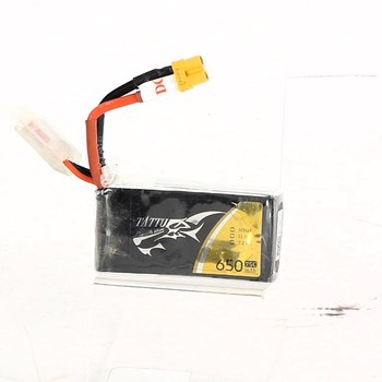 Nabíjecí baterie Tattu 650mAh 11.1V 75C