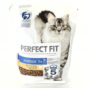 Granule pro kočky Perfect Fit Total 5