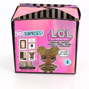 Panenka s nábytkem LOL Surprise LLU90
