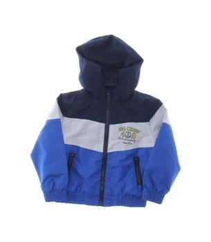 Chlapecká bunda Lupilu modrá
