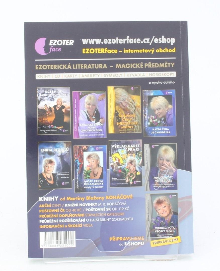 Kniha M. B. Boháčová: Horoskopy na rok 2015
