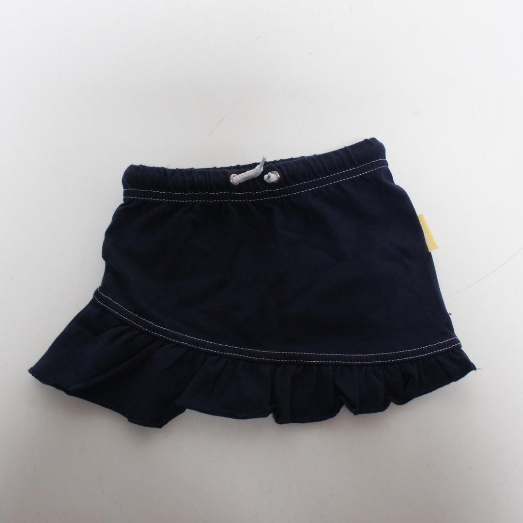 Dívčí sukně Coccodrillo Candy, modrá