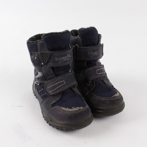 Dětské zimní boty Superfit Weite M4 - bazar  65656fede1