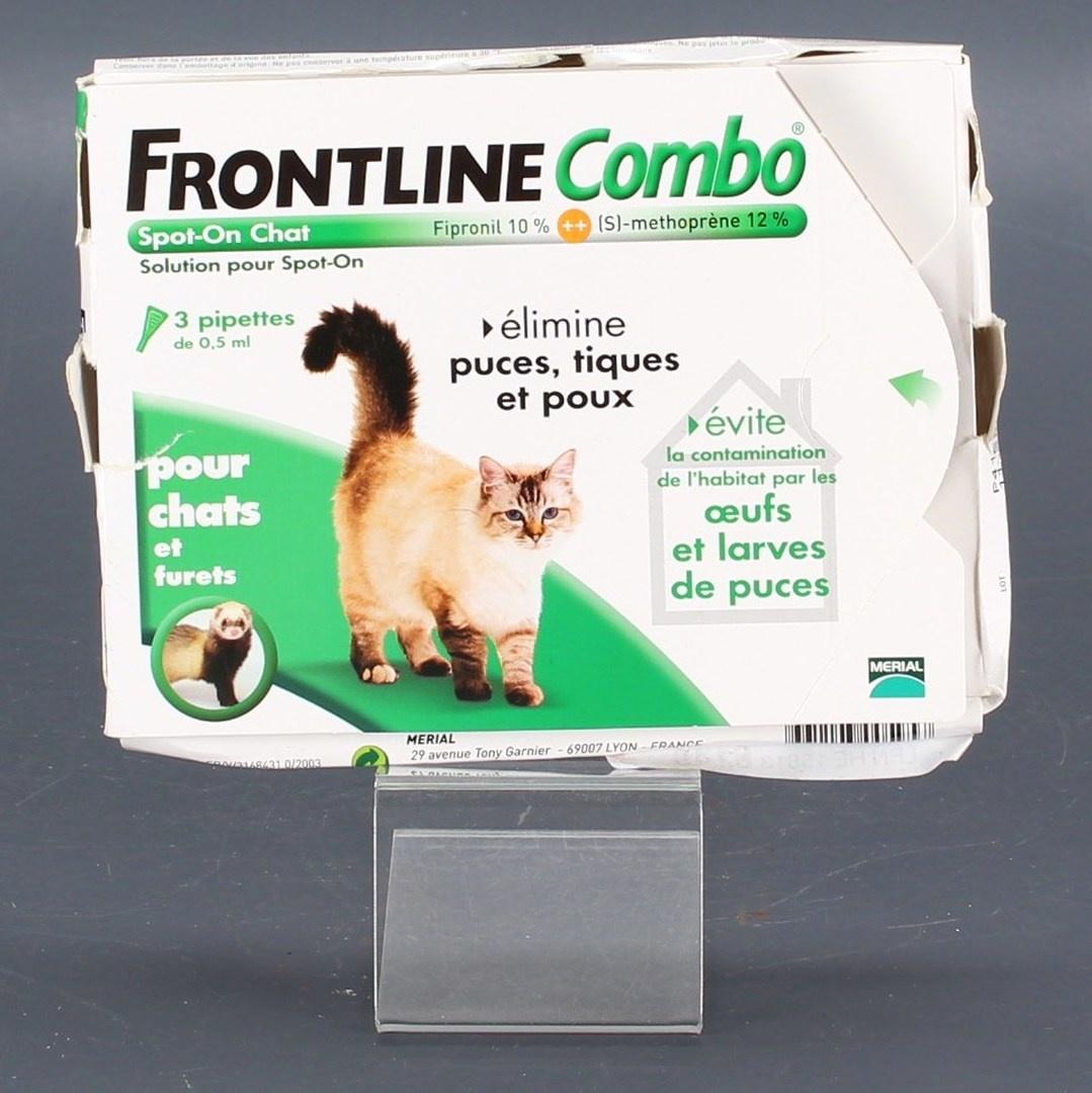 Antiparazitikum Frontline Combo pro kočky