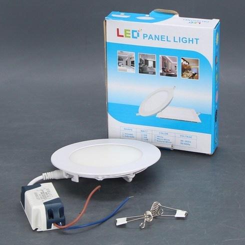 Interiérové svítidlo LED panel light