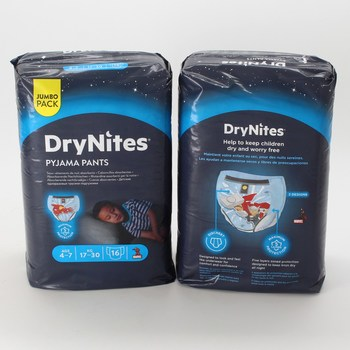 Dětské pleny Huggies DryNites Boy 2x16ks