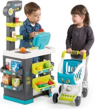 Dětský obchod Smoby  supermarket 350212