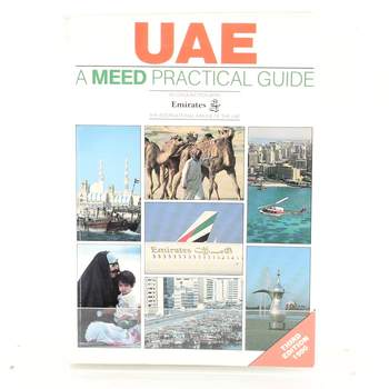 Kniha UAE: A meed practical guide