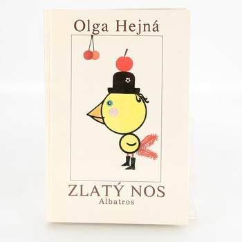 Dětská knížka Olga Hejná - Zlatý nos