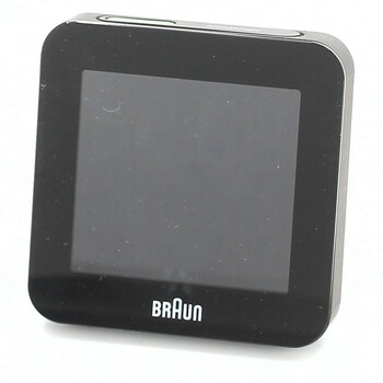 Digitální budík Braun Alarm clock